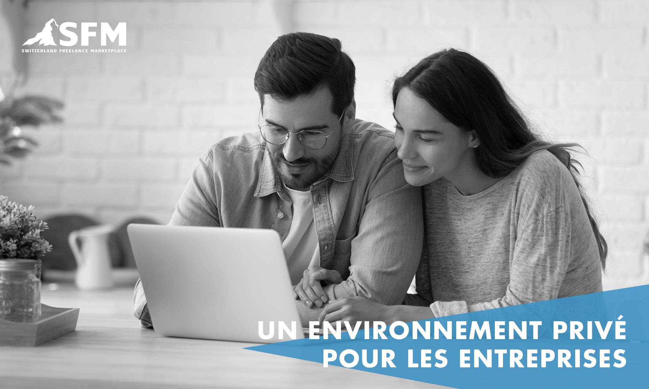 Un environnement privé pour les entreprises