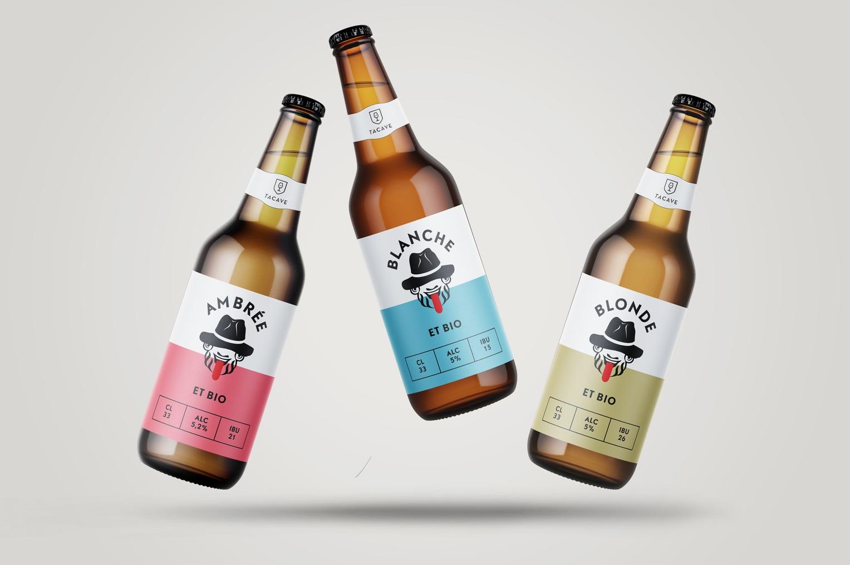 """Bière """"Unser Bier x Ta Cave"""""""