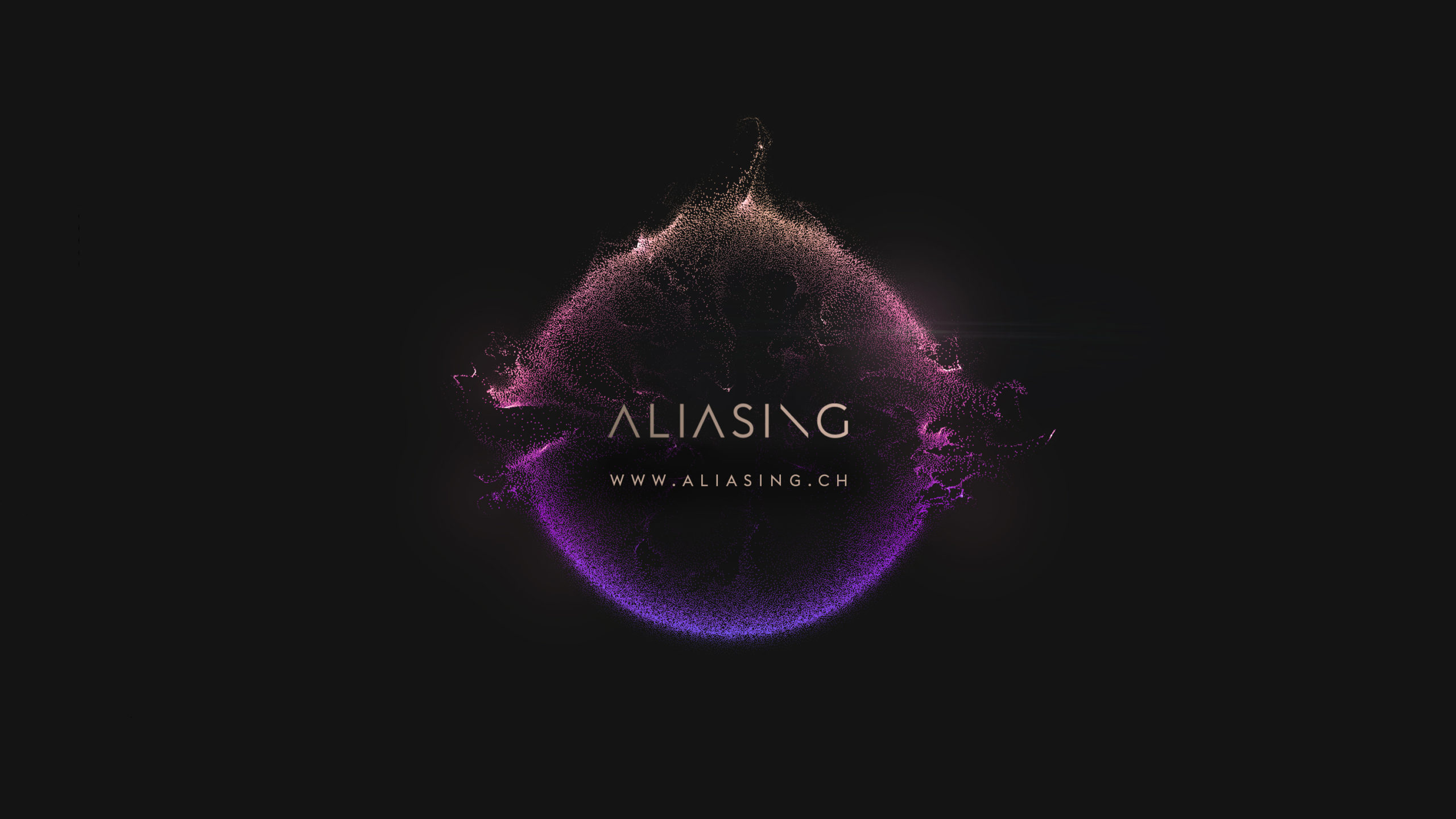Aliasing – Motion Design 2D / 3D